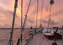 Sailing-Classics sailing yacht cruise - cruise offer of the week