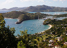Caribbean Sailing Cruises in Leeward Islands